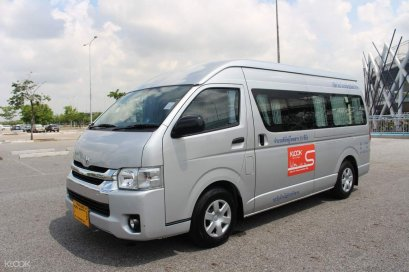 Transfer Minivan from airport